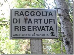 Truffle-sign