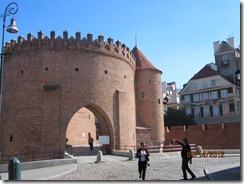 Warsaw gate
