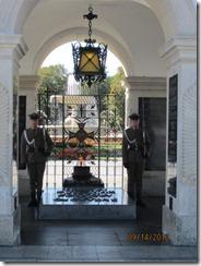 Warsaw tomb