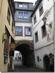 Beilstein alley