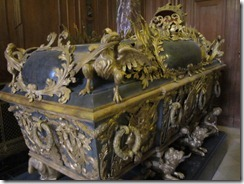 Berliner Dom-coffin