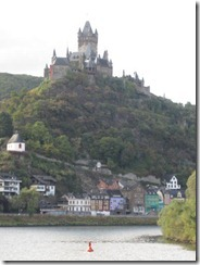 Cochem-castle from river-g
