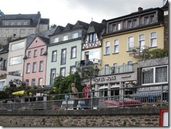 Cochem-from river