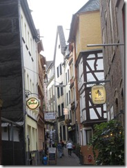 Cochem-town