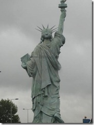 Colmar Statue of Liberty