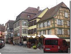 Ribeauville street