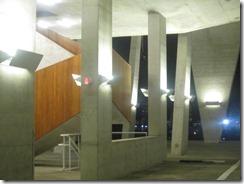 PArking Garage-stairs