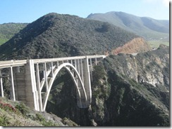 Big Sur-Bixby Bridge