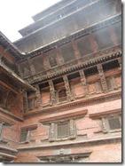 Dunbar Square Katmandu museum windows and roofs