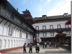 Dunbar Square Katmandu museum