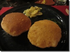 Krishnarpan dishes