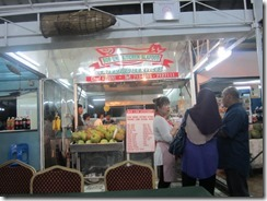 Bob's kitchen at food stalls