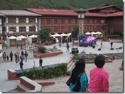 Thimphu square