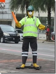 automated traffic cop