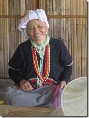 woman in native dress 2