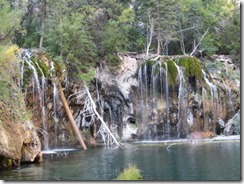 Hanging-Lake-waterfall