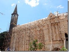 Church by slave market