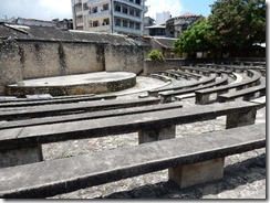 Oold Fort amphitheater