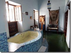Zanzibar Palace Hotel bathroom