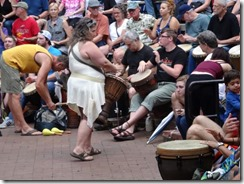 Asheville-drums