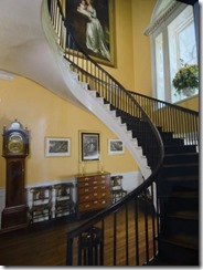 Charleston-Russell house-stairs