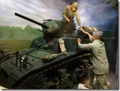 Marine-tank