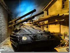 Marine-tank-many guns