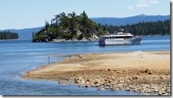 Tahoe-Emerald Bay-Island-boat