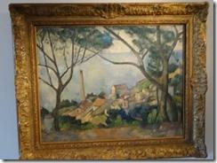 Cezanne – La Mer a l'Estaque
