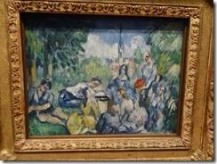 Cezanne – Le Dejeuner sur l'herbe