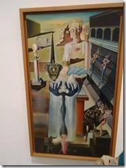 Dali, the invisible man 1932
