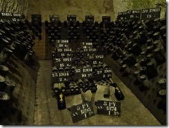 How old are the wines in your cellar. Pommery Champagne