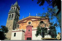 Iglesia de Santa Ana outside