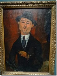 Modigliani – Paul Guillaume, Novo Pilota