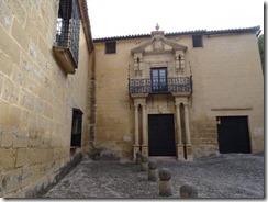 Palacio delk Marques de Salvatierra