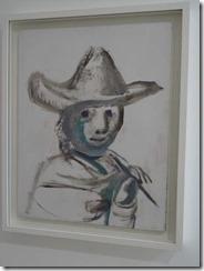Picasso Self Portrait 3