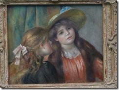 Renoir – Portrait de deux fillettes