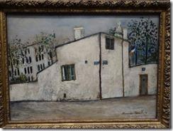 Utrillo – La Maison de Berliez
