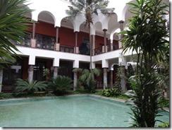 Prefacture courtyard