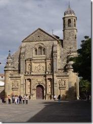 capilla del salvador ubeda