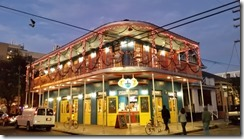 Frenchmen street at night 01