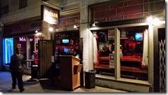 Frenchmen street at night- Maison