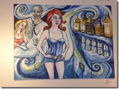 P1000575 Juan Fernando Silva Odysseus and the Sirens