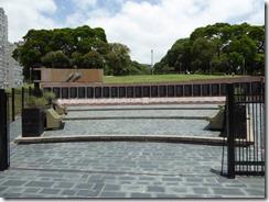 Faulklin Island memorial