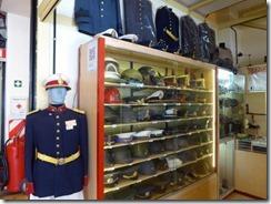antique store soldiers uniforms