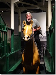 Tom on horse
