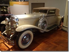1931nDusenberg Model j