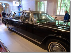 car in which Kennedy was killled