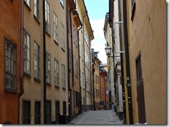 street with old buildings