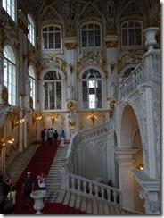 Hernitage Museum entrance hall